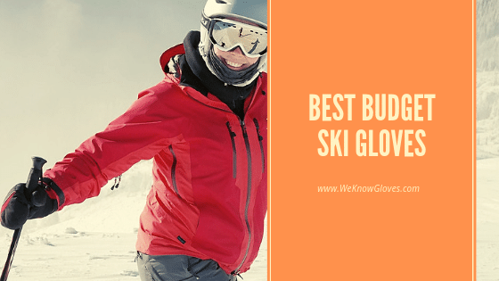 Best Budget Ski Gloves