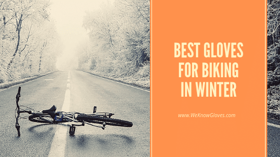 Best Gloves For Biking In Winter