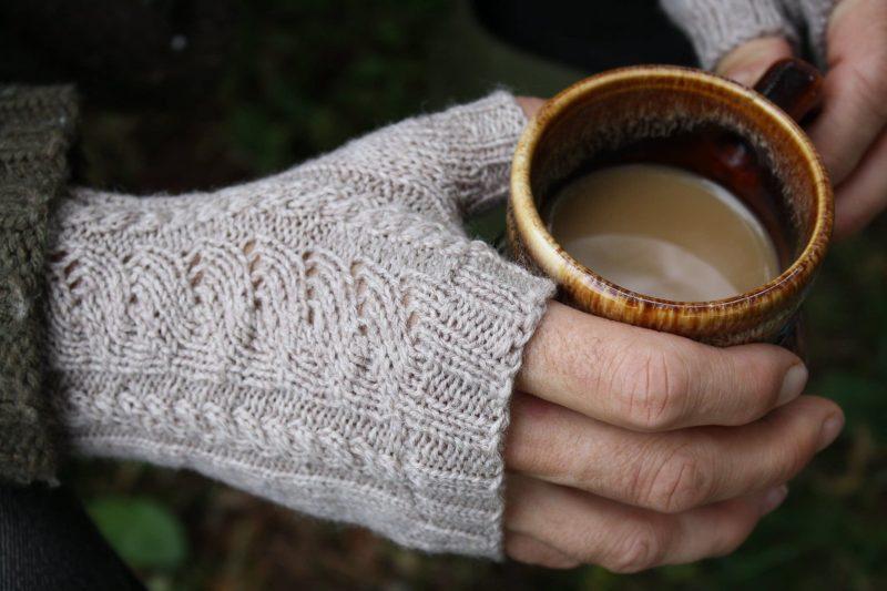 best and warmest fingerless gloves