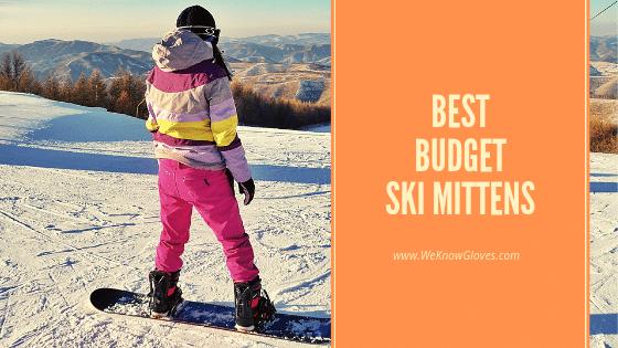 Best Budget Ski Mittens