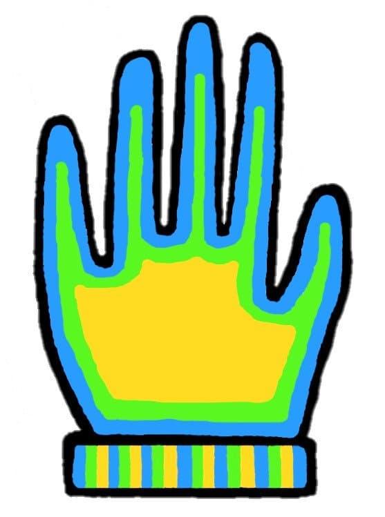 we know gloves
