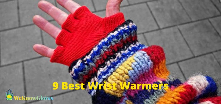 9 Best Wrist Warmers