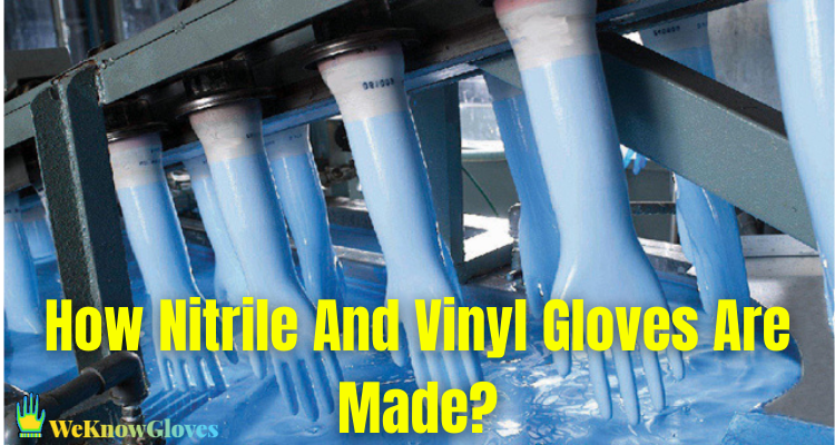 How Nitrile And Vinyl Gloves Are Made